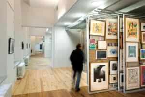 L'Artothèque, Espaces d'art contemporain